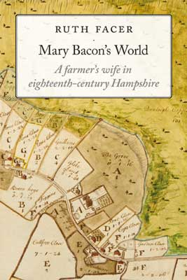 Mary Bacon's World cover